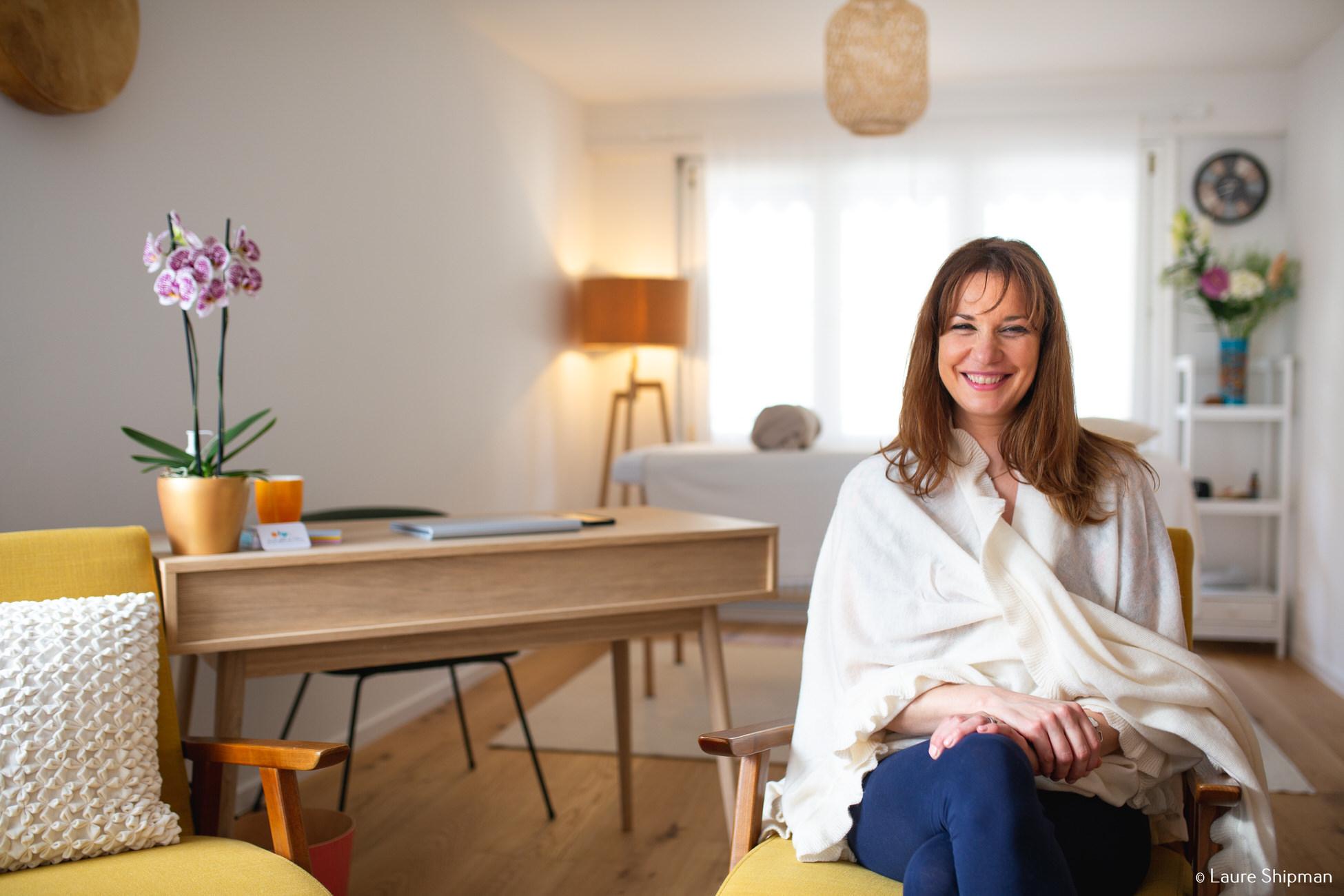 Laure Shipman - thérapeute soins énergétique et chamaniques